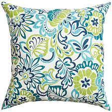 Cervantes Green Blue Floral 22