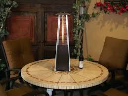 tabletop patio heater tabletop patio heater table top gas patio heater