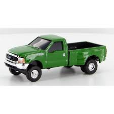 Ford F350 Pickup Truck, Green - ERTL Collect 'n Play 46238A - 1/64 ...