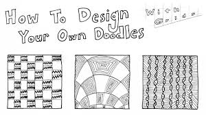 Step By Step Zentangle Patterns