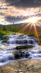 Beautiful Waterfall Wallpaper 50+ ...