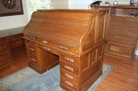 winners only roll top desk ashley desks oak for secretary craft cherry elegant captures