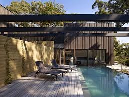 Swiming Pools Above Ground Pool Deck With Outdoor Umbrella Design - Exterior decking materials