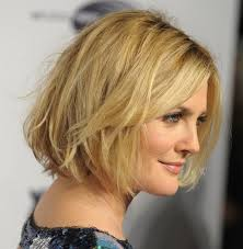 Medium Length Inverted Bob With Bangs Pictures