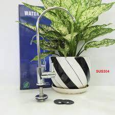 Vòi Inox SU304 máy lọc nước SUNHOUSE - Phụ kiện điện lạnh Nhãn hàng No  Brand