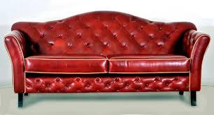 sofa contrast piping sofa embossed leather