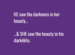 Her Beauty Quotes Best Of Best Beauty Quote About Darkness And Her Beauty Golfian