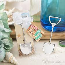 bottle stopper wedding favors awesome beach wedding favors stainless steel sand shovel bottle opener party photos
