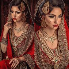 Indian Hair Style 27 beautiful dulhan hairstyles you must try for your wedding 5414 by wearticles.com