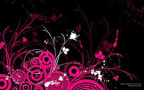 Black And Pink Wallpapers For Phone ...