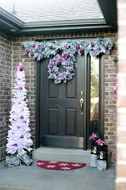 christmas front door decorationsFront Door Decorations for Christmas