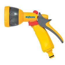 hozelock garden hose multi spray gun