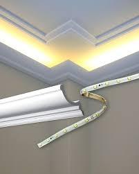 hidden lighting. Iluminación Indirecta, Para Espacios Más Atractivos. Solo Use Una Cinta De LED Hidden Lighting