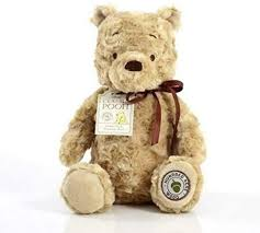 Hundred Acre Wood Disney Large Winnie the Pooh Soft Toy 30 centimeters: Amazon.co.uk: Toys & Games