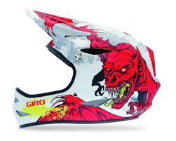 Giro Remedy Full Face Mountain Bike Helmet Medium Matte