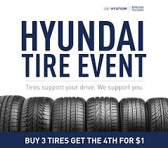 hyundai tire deals