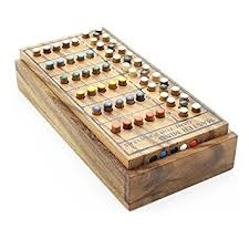 Wooden Board Games Uk