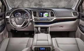 2018 toyota highlander hybrid. contemporary hybrid if the exterior design of 2018 highlander hybrid is ugly and robust  inside looks more comfortable warm thanks to leather on seats higher  throughout toyota highlander hybrid l