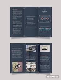 Best Brochure Templates 36 Best Retro Brochure Templates Download Free Premium