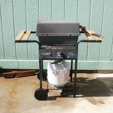 how to dispose of an old bbq grill