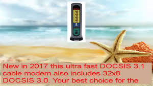 motorola ultra fast docsis 3 1 cable modem model mb8600. motorola ultra fast docsis 31 cable modem model mb8600 plus 32x8 30 certified by comcast docsis 3 1 mb8600 l