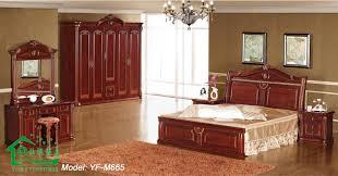 Solid Bedroom Furniture Wood Table Lamp Base Marble Mango Wood Ball Lamp Bedroom Leather