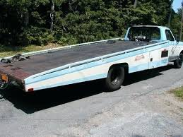Ramp For Truck Bed Ford Diesel No Rust Ramp Car Hauler Flat Bed ...