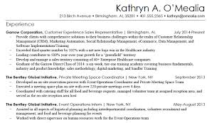 Value Statement Example For Resumes How To Write A Marketing Resume Hiring Managers Will Notice