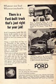 1956 Original Ford World Wide 2 Page Companies Aussie Trucks U7qU1
