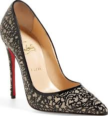 Louboutin Shoe Size Conversion Chart Christian Louboutin So Pretty Pointy Toe Pump Nordstrom