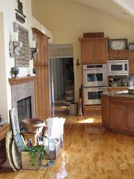 Image Of: Decorating Ideas Above Kitchen Cabinets