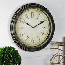 office large size floor clocks wayfair. 9.75\ Office Large Size Floor Clocks Wayfair