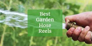 best rated garden hose reels on the market