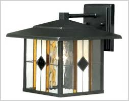 craftsman outdoor light a charming indoor wall sconce stained glass mission pendant charmi