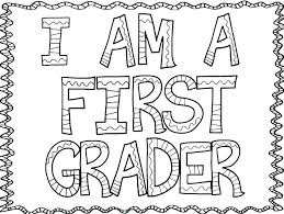 first day of school coloring pages page trends book grade last back to for