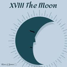 The major arcana, comprised of the trumps 0 through xxi; The Moon Tarot Card Meaning Moon Of Gemini