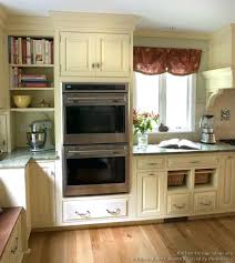 traditional antique white kitchens. Built In Kitchen Designs Idea Of The Day Traditional Antique White Kitchens By Crown Point Build Unit I