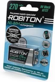 <b>ROBITON RTU270MH</b>-1 BL1, <b>Аккумулятор</b> | купить в розницу и ...