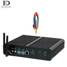 XCY <b>Mini PC</b> Windows 10 <b>Celeron</b> J1900 Quad-core 2.0GHz ...