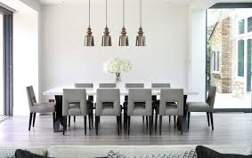 large dining table seats 12 14 people ideas photos houzz intended for room design 1