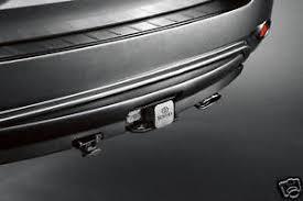 toyota highlander 2011 2013 tow hitch kit oem new! ebay Toyota Highlander Oem Trailer Hitch Wiring image is loading toyota highlander 2011 2013 tow hitch kit oem 2015 Toyota Highlander OEM Hitch