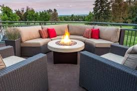 gas fire pit table gas fire pit table round outdoor gas fire pit table
