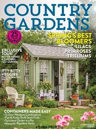 country gardens. Country Gardens - Spring 2017