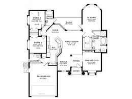 Malaga Single Story Home Plan 028D0075  House Plans And MoreOpen Floor Plans For One Story Homes