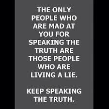 Image result for truth sounds like hate