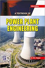 Buy A Textbook Of Power Plant Engineering Book Online At Low Prices