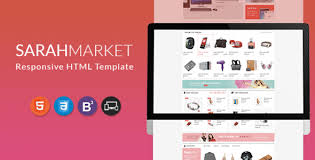 large templates sarahmarket html template for supermarket large store groceries