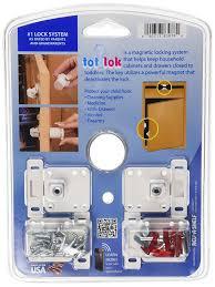 Medicine Cabinet Magnet Amazoncom Rev A Shelf Tl 13401 R Tot Lock Cabinet Security