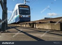 How To Pay For Link Light Rail Seattle Usa April 09 2016 Northbound Stock Photo Edit Now