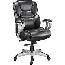 staples denville bonded leather big and tall managers chair black big office chairs big tall